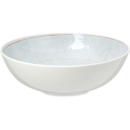 6401706 - Melamine Large Bowl 5.2 Quart - Buff