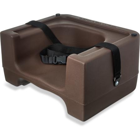 7114-101 - Dual Booster Seat - Brown
