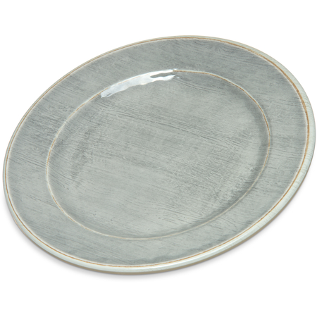 "6400718 - Grove Melamine Bread And Butter Plate 7"" - Smoke"