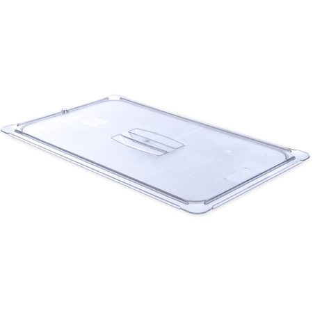 10210U07 - StorPlus™ Polycarbonate Handled Universal Lid Full-Size - Clear