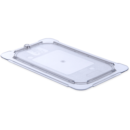 10296U07 - StorPlus™ Univ Lid - Food Pan PC Flat 1/4 Size - Clear