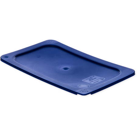 3058160 - Smart Lids™ Food Pan Lid 1/4 Size - Dark Blue