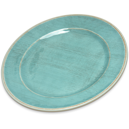 "6400715 - Grove Melamine Bread And Butter Plate 7"" - Aqua"