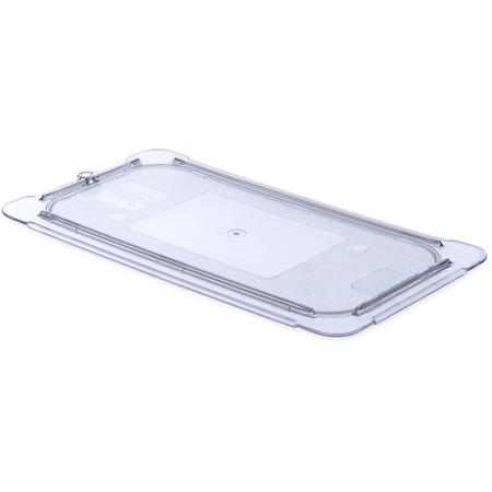 10276U07 - StorPlus™ Univ Lid - Food Pan PC Flat 1/3 Size - Clear