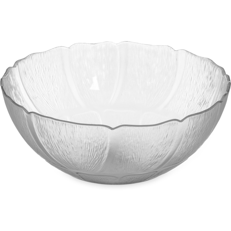 "690907 - Petal Mist® Bowl 2.4 qt, 9"" - Clear"