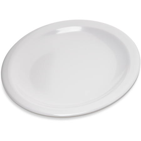 "4350502 - Dallas Ware® Melamine Bread & Butter Plate 5.5"" - White"