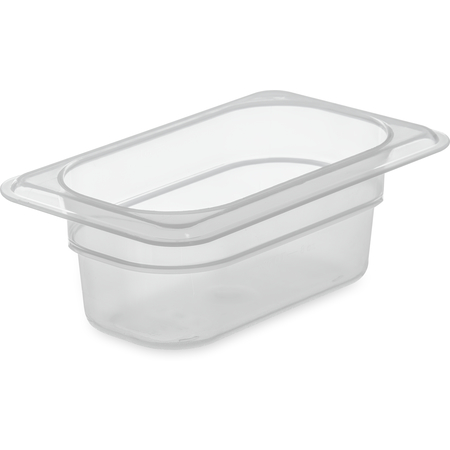"7068630 - StorPlus™ Food Pan PP 2.5"" DP 1/9 Size - Translucent"
