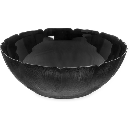 "691903 - Petal Mist® Bowl 17.2 qt, 18"" - Black"