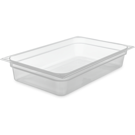"70201B30 - StorPlus™ Full Size Food Pan PP 4"" DP Full Size - Translucent"