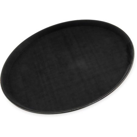 "1600GL004 - GripLite® Round Tray 16-7/16"" - Black"