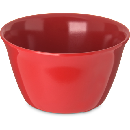 4354005 - Dallas Ware® Melamine Bouillon Cup Bowl 8 oz - Red