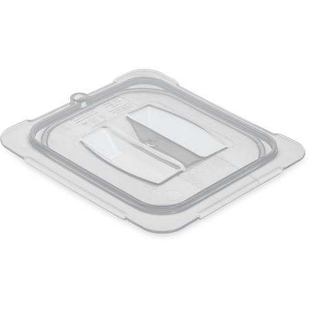 70310U30 - StorPlus™ Univ Lid - Food Pan PP Handled 1/6 Size - Translucent