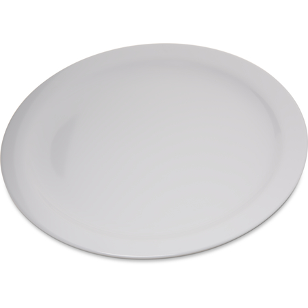 "4350002 - Dallas Ware® Melamine Dinner Plate 10.25"" - White"