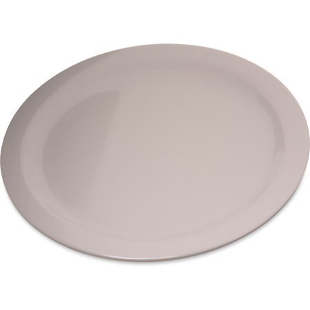 "4350042 - Dallas Ware® Melamine Dinner Plate 10.25"" - Bone"