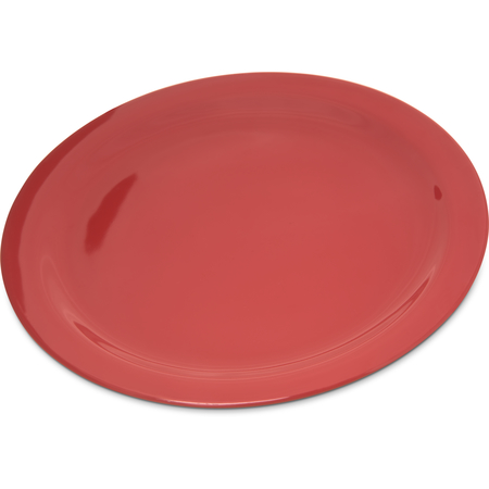 "4350005 - Dallas Ware® Melamine Dinner Plate 10.25"" - Red"