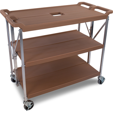 "SBC203125 - Fold 'N Go® Cart 20"" x 31"" - Tan"