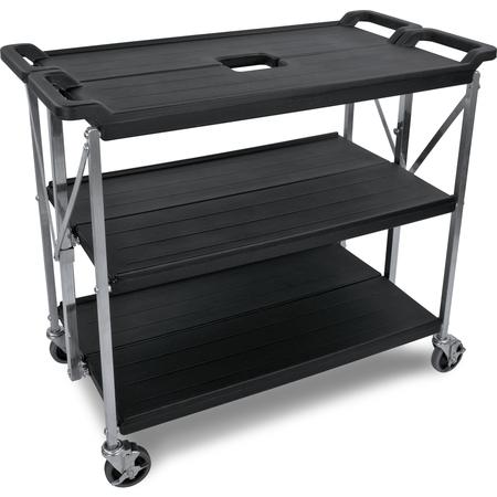 "SBC203103 - Fold 'N Go® Cart 20"" x 31"" - Black"