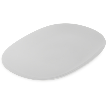 "4384202 - Oblong Platter 14"" x 10"" - White"
