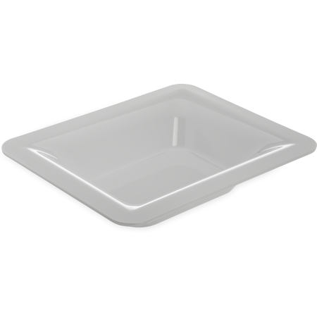 "4443202 - Designer Displayware™ Half Size Food Pan 2-1/2"" - White"