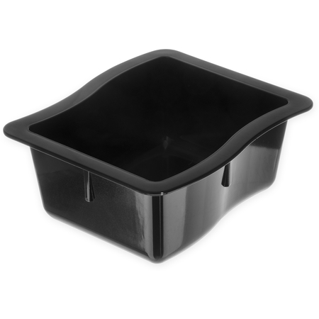 "698603 - Modular Displayware Third Size Pan 2-1/2"" Deep - Black"