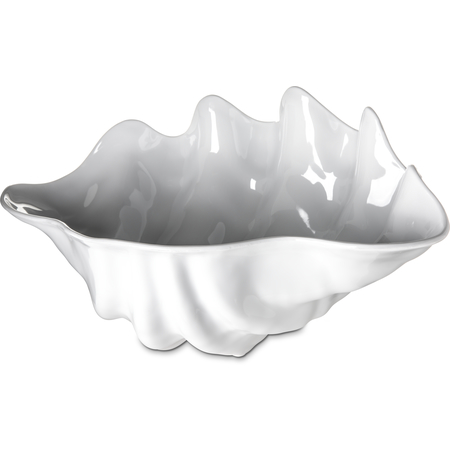"034402 - Large Shell 5 qt 19"" x 12-7/8"" - White"