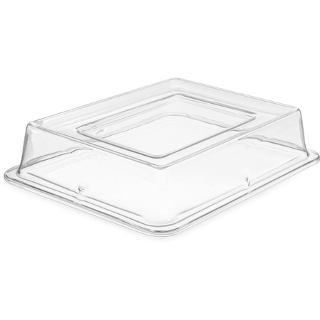 44432C07 - Designer Displayware™ Cover for Half Size Food Pan - Clear