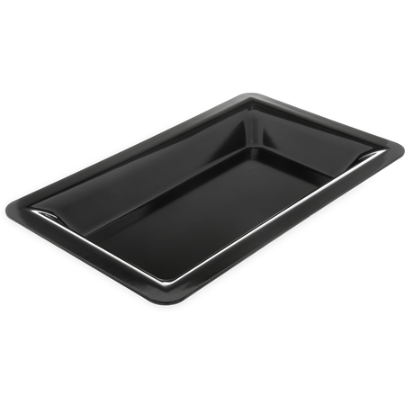 "4442203 - Designer Displayware™ Full Size Food Pan 2-1/2"" - Black"