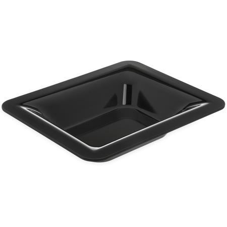 "4443203 - Designer Displayware™ Half Size Food Pan 2-1/2"" - Black"