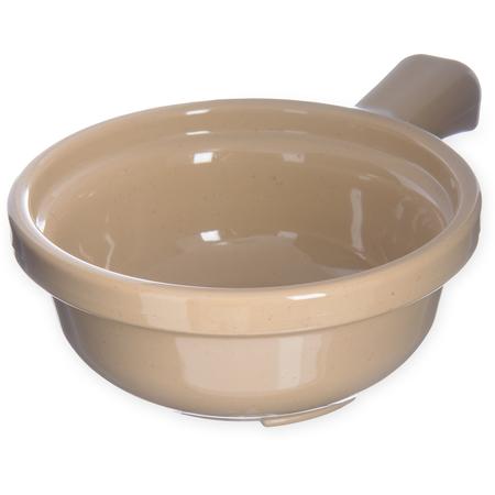 "700819 - Handled Soup Bowl 12 oz, 5-1/4"" - Stone"