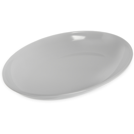 "791402 - Displayware™ 2 qt Oval Platter 14"" x 10"" - White"