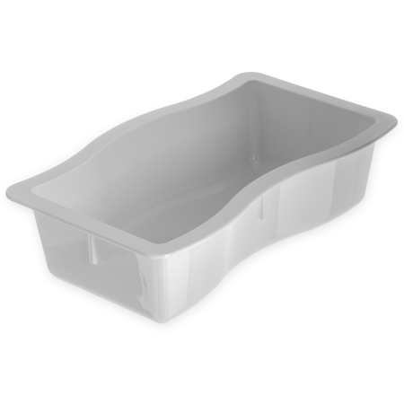 "698402 - Modular Displayware Half Size Pan 2-1/2"" Deep - White"