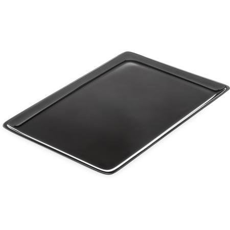 """850803 - Rectangular Platter 11-7/8"""" x 8"""" - Black"""