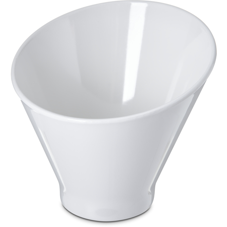 "HAL0502 - Halcyon Angled Appetizer Cup 5"" - 11 oz - Bone"