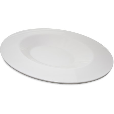 "HAL2302 - Halcyon Low Bowl 12"" - 5 oz - Bone"