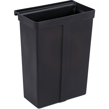 SBC11TC03 - Trash Container for Service Cart (SBC230)  - Black