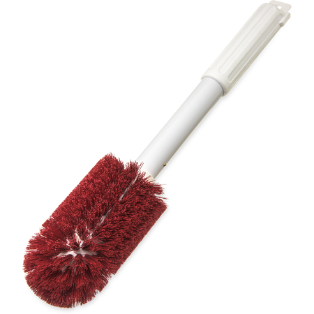 "4000405 - Sparta® Multi-Purpose Valve & Fitting Brush 16"" Long/ 3"" D - Red"