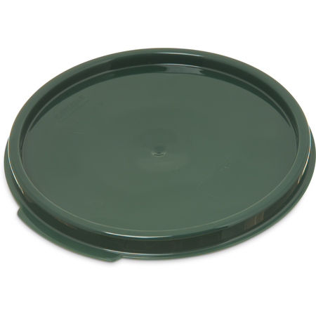 1077108 - StorPlus™ Round Food Storage Container Lid 2 - 4 qt - Forest Green