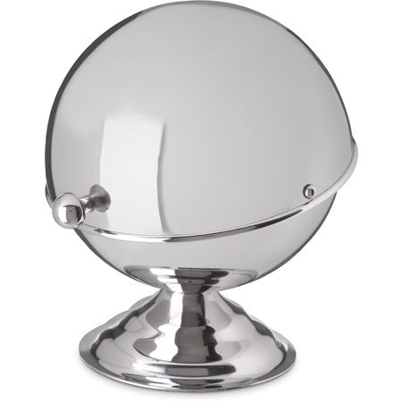 609131 - Roll-Top Covered Dish 10 oz - Stainless Steel