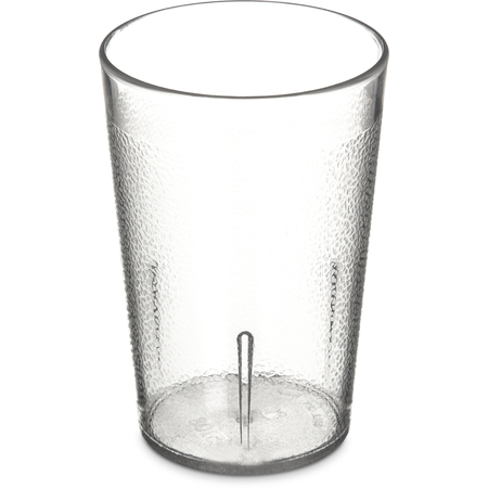 5108-207 - Stackable™ PC Tumbler 8 oz - Clear