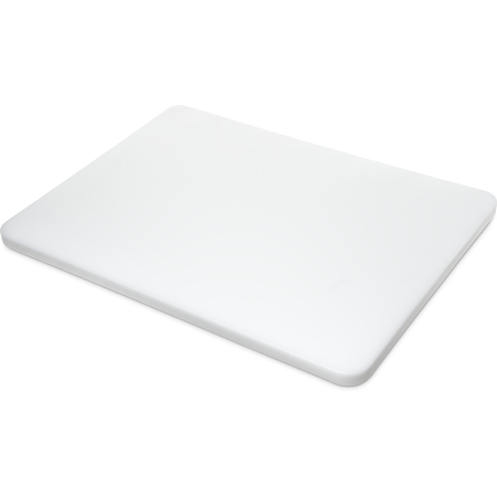 """1288602 - Spectrum® Cutting Board 15"""", 20"""", 3/4"""" - White"""