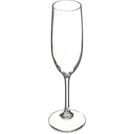 564007 - Alibi™ Champagne Flute 8 oz - Clear