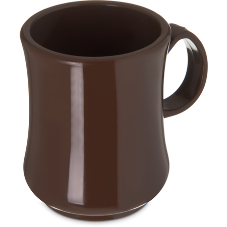 "810401 - Carlisle® Diablo II Mug 8 oz, 4-1/8"" - Brown"