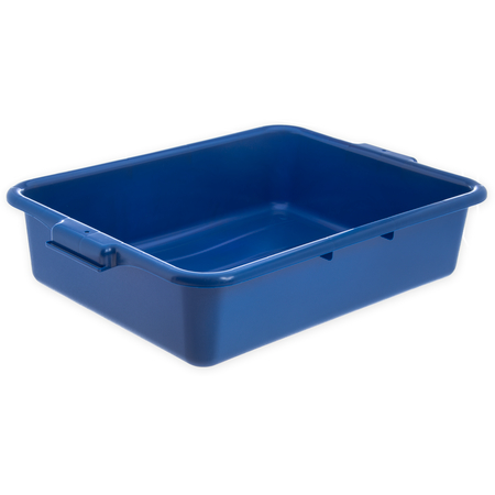"N4401014 - Comfort Curve™ Tote Box 20"" x 15"" x 5"" - Blue"