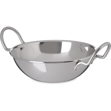 "609092 - Balti Dish 20 oz, 6"" - Stainless Steel"