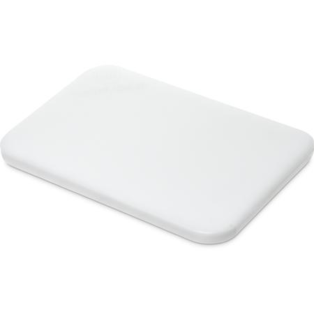 """1088702 - Spectrum® Cutting Board 18"""" x 24"""" x 1/2"""" - White"""
