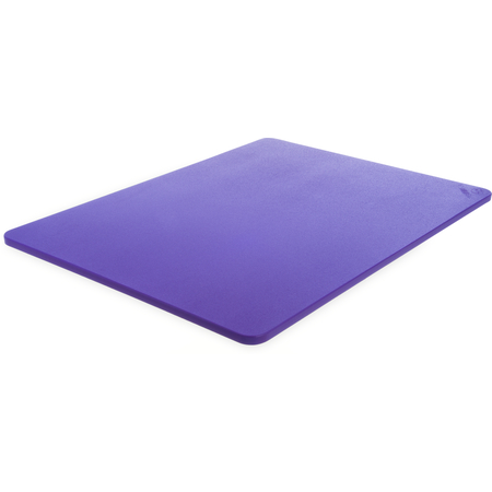 "1088889 - Spectrum® Color Cutting Board 18"" x 24"" x 1/2"" - Purple"