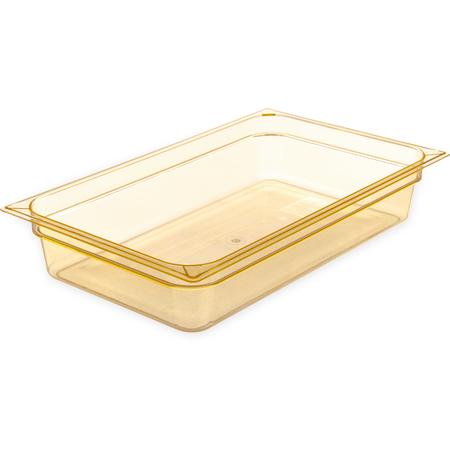 "10401B13 - StorPlus™ High Heat Food Pan Full-Size, 4"" Deep - Amber"