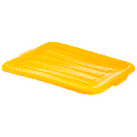 N4401204 - Comfort Curve™ Tote Box Universal Lid - Yellow