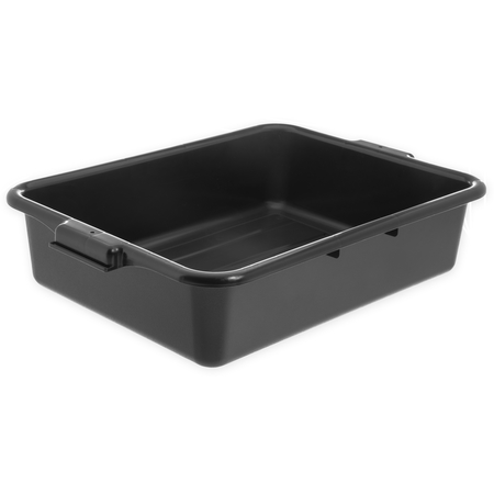 "N4401003 - Comfort Curve™ Tote Box 20"" x 15"" x 5"" - Black"