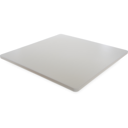 "1290102 - Spectrum® Cutting Board 24"" x 24"" x 3/4"" - White"